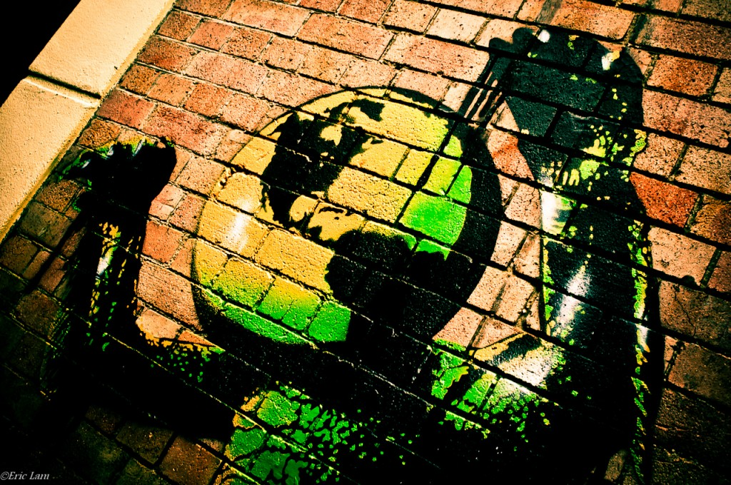 Street Art Walking (Newcastle)