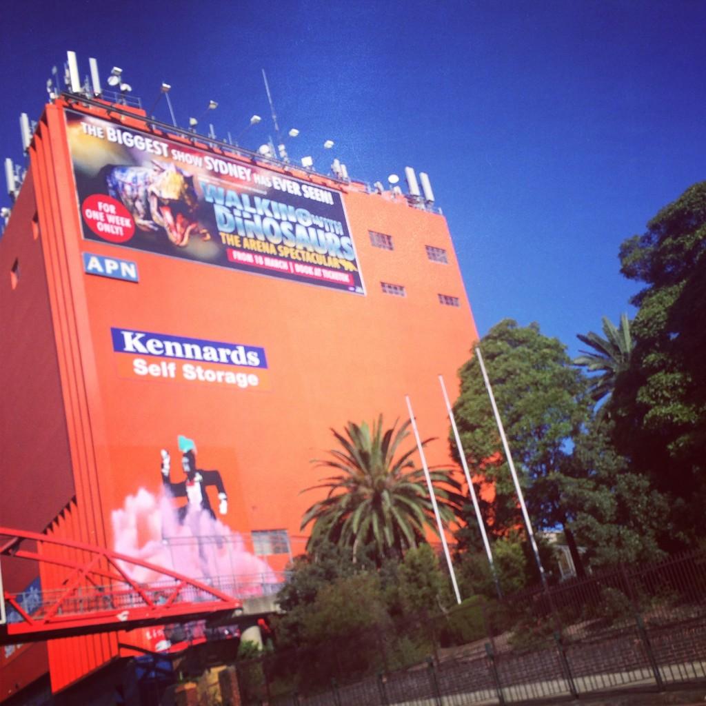 Lister - Parramatta Road