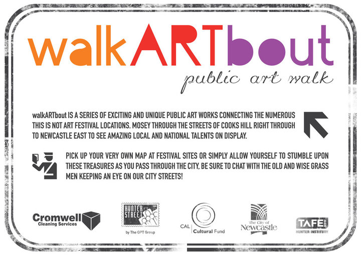 walkARTbout
