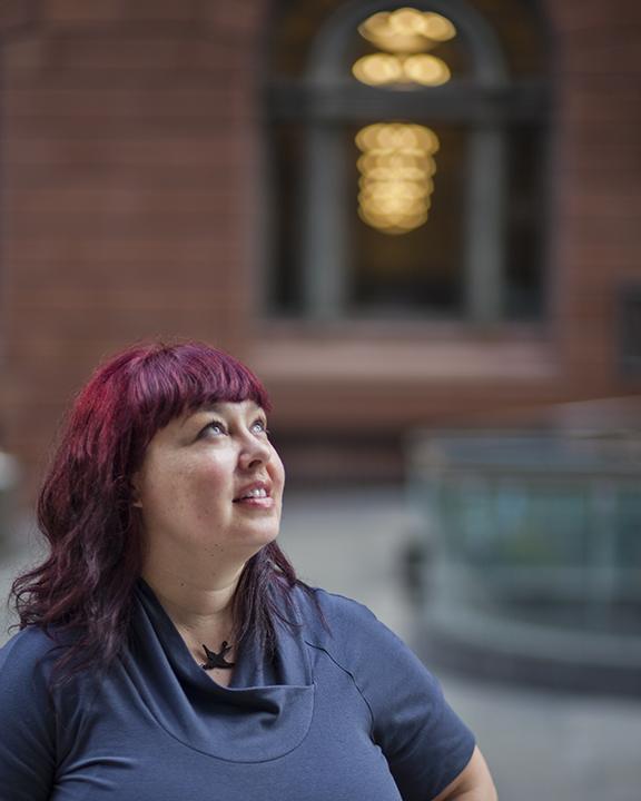 Storyteller, Somaya Langley